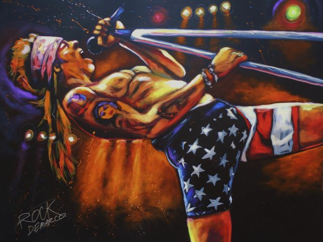 Poster Axl Rose