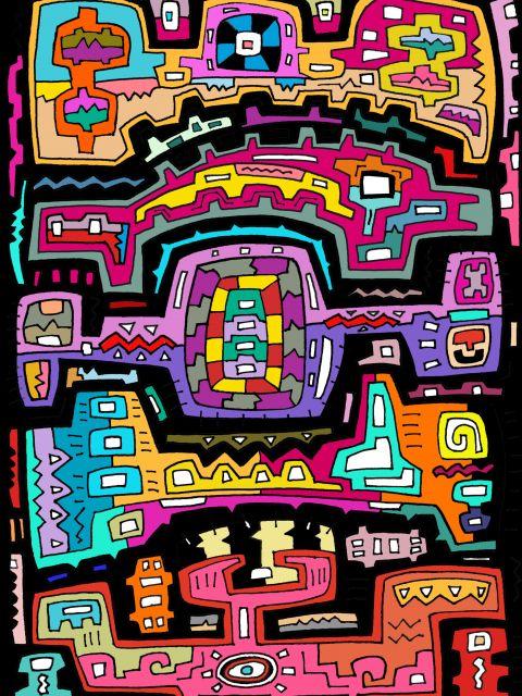 Poster Circuits VII BBG