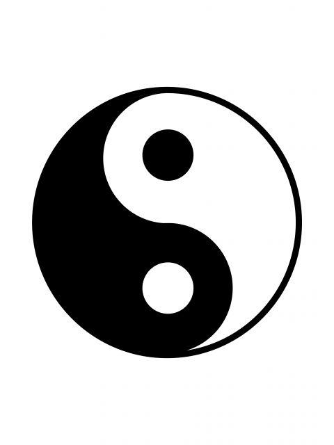 Poster Yin Yang