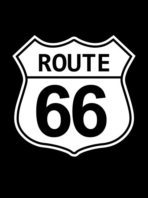 Poster Route 66   rota 66