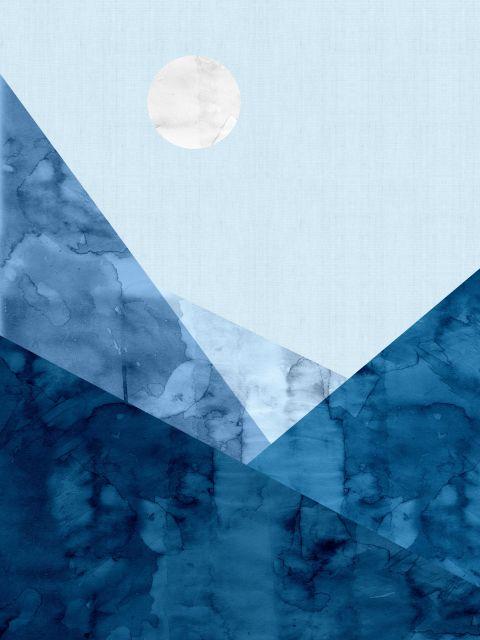 Poster Paisagem minimalista IX