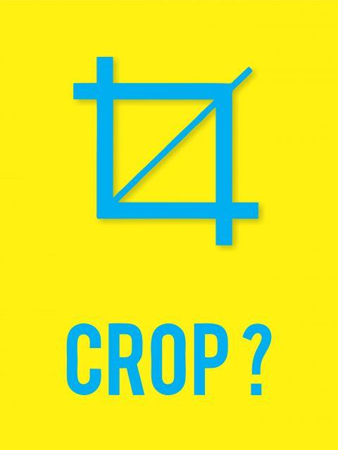 Poster Crop