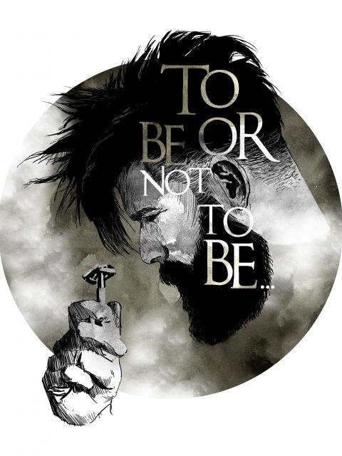 Poster Ser ou não ser