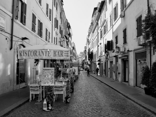Poster Italia Roma PB
