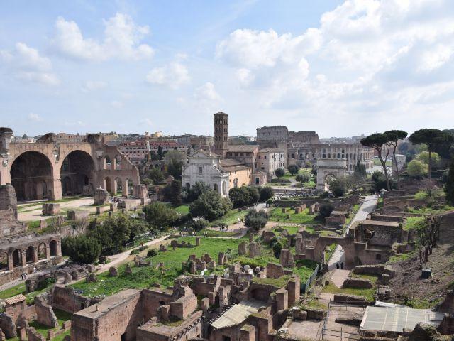 Poster Coliseu Italia Roma PB
