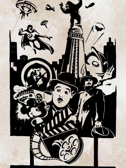 Poster Época de Ouro do Cinema