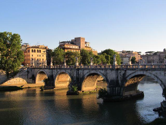 Poster roma_italia_ponte