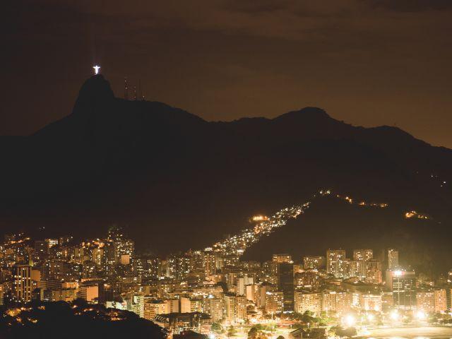 Poster Cidade Luz