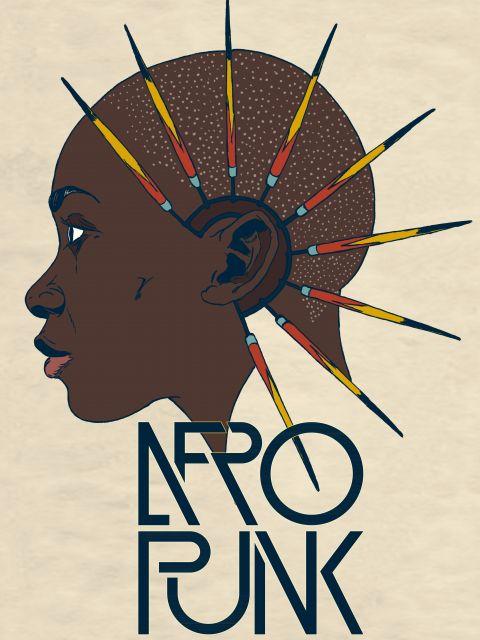 Poster AfroPunk   afro