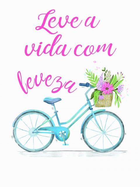 Poster Quadro Bicicleta