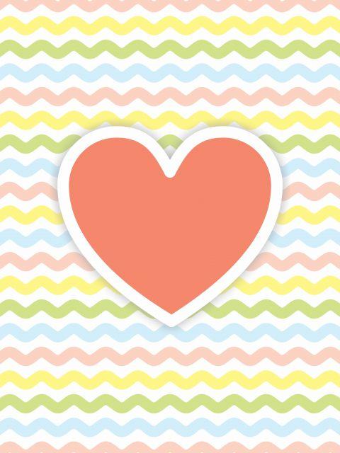 Poster Coração