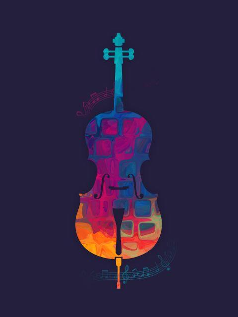 Poster Violoncelo