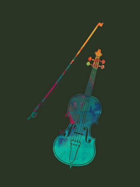 Poster Violin