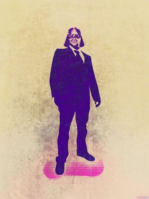 Poster Vader Style V