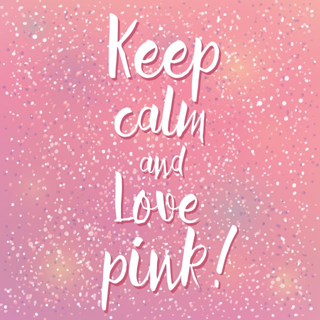 Poster Love PinK