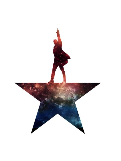 Poster Galaxy Hamilton