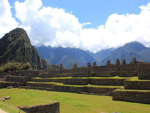 Poster Machu Picchu IV