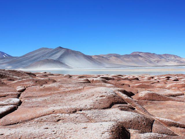 Poster Deserto do Atacama II