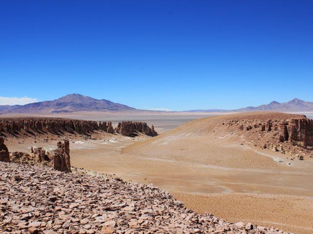 Poster Deserto do Atacama V
