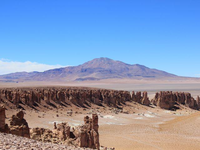 Poster Deserto do Atacama VI