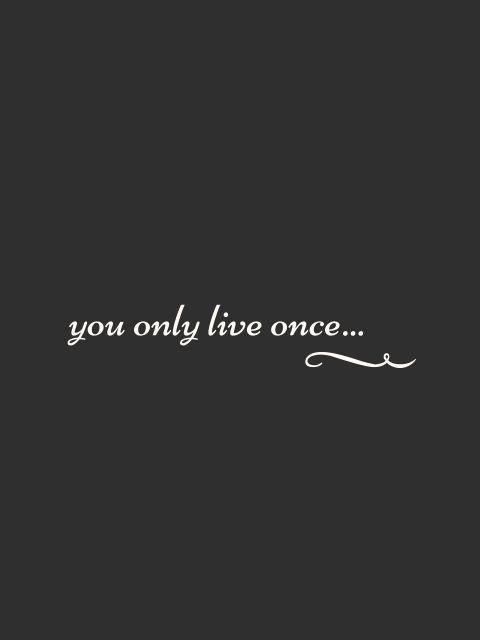 Poster Vida única