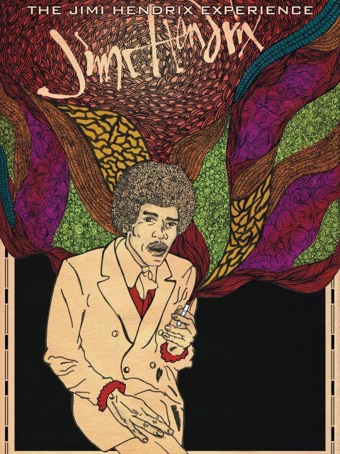 Poster Hendrix