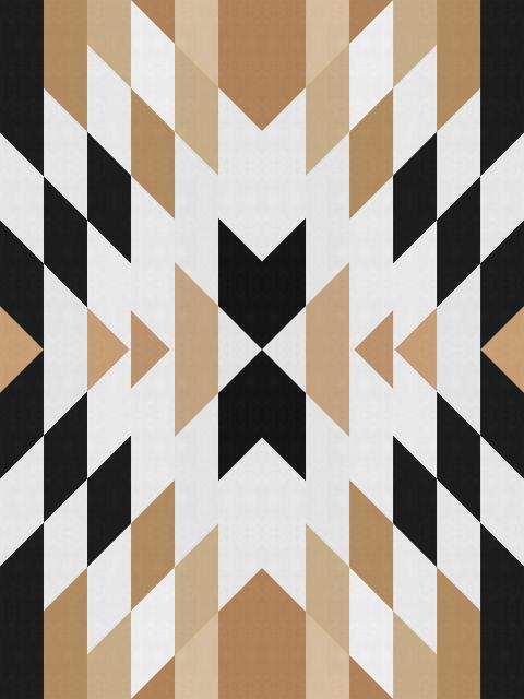 Poster Abstrato e Geométrico 02