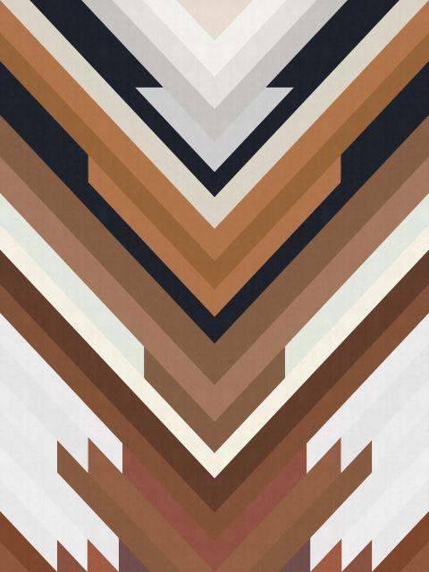 Poster Abstrato e Geométrico 03