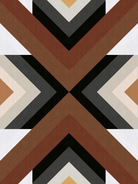 Poster Abstrato e Geométrico 05