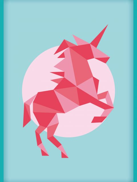 Poster Majestic Creature 2