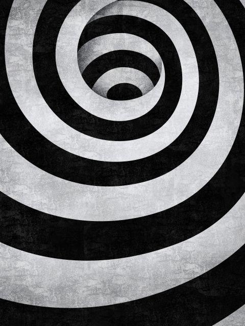 Poster Espiral - PB