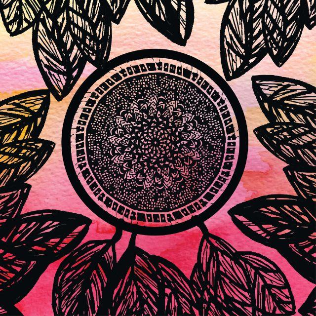 Poster Mandala - 037