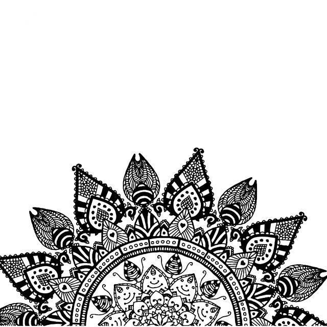 Poster Mandala - 007