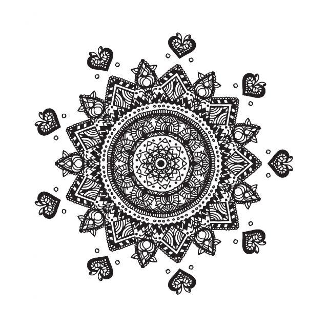 Poster Mandala - 008
