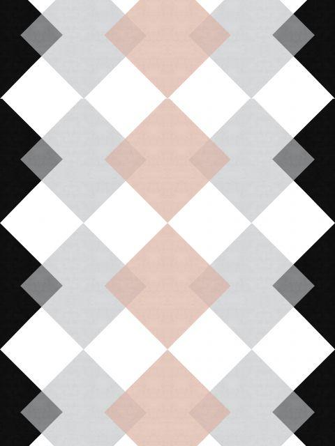 Poster Quadricula Minimalista I