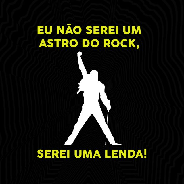 Poster Lenda do Rock