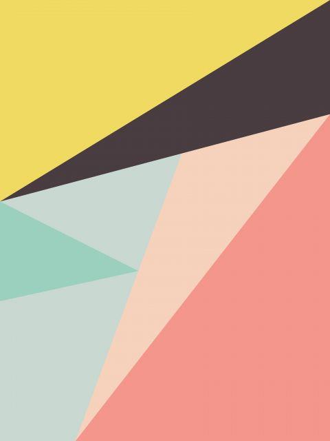 Poster Composição Geométrica B