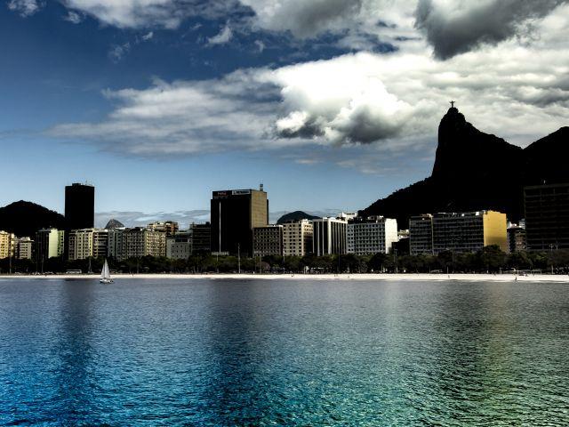 Poster Cartão Postal do Rio