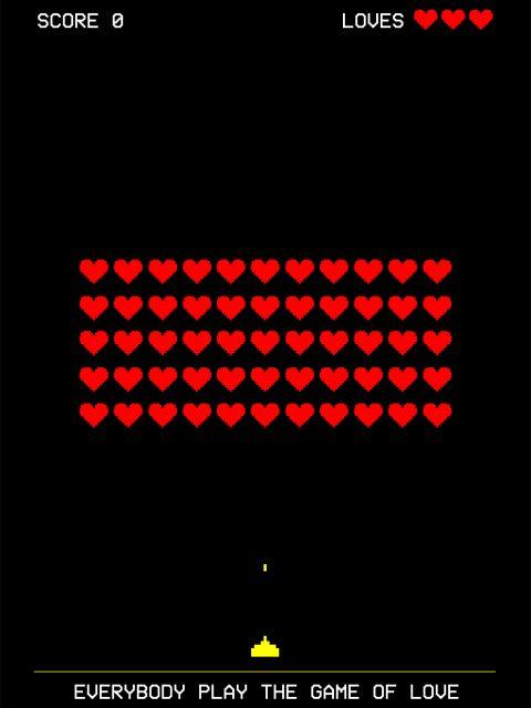 Poster Game Of Love   jogo