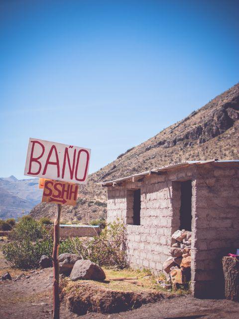 Poster Baño