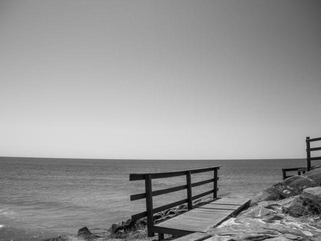 Poster Santinho beach