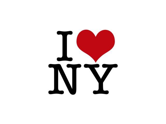 Poster I LOVE NY   i love new york new york nova iorque estados unidos