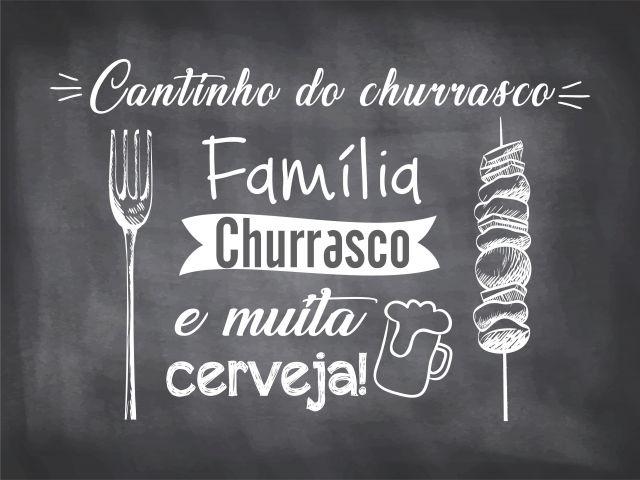 Poster Cantinho do Churrasco