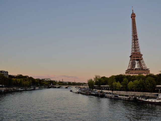 Poster Paris - Torre   França