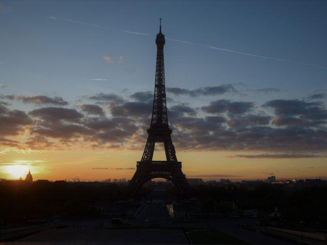 Poster Noite Paris   França