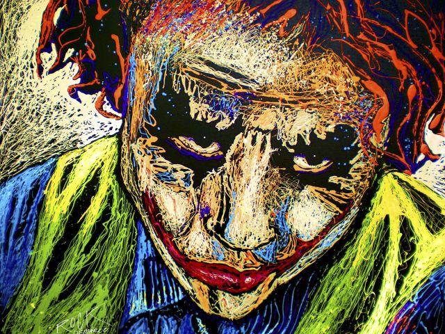 Poster Coringa   joker