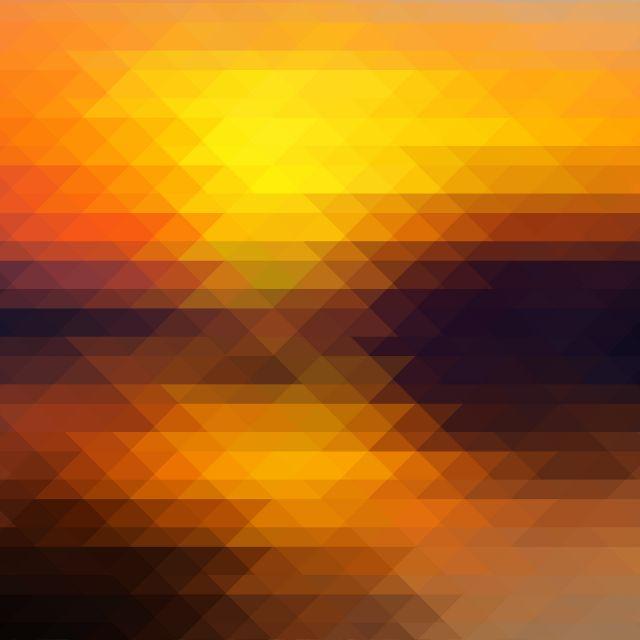 Poster Pôr do sol VII