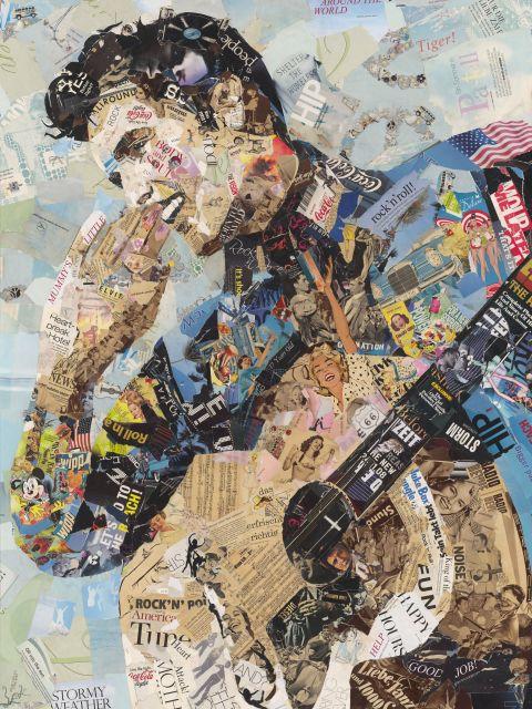 Poster Elvis Presley Recortes