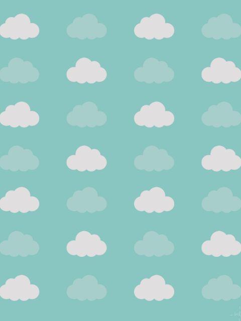 Poster Fundo Nuvens  cloud