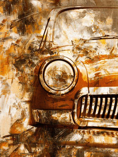 Poster Car Wash 2